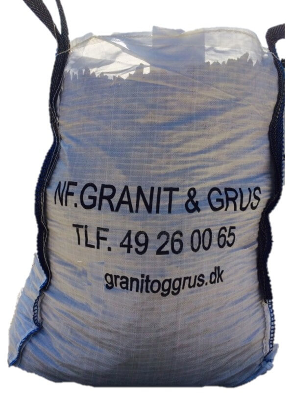 Big Bag fra Granit & Grus