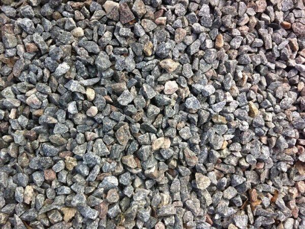 Granitskærver gråmix i 11-16 mm